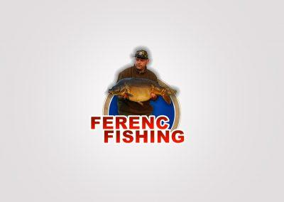 Logo – Ferenc Fishing