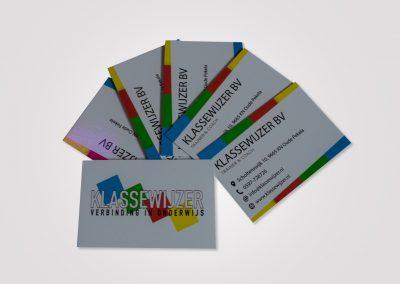 Visitekaartjes – Klassewijzer