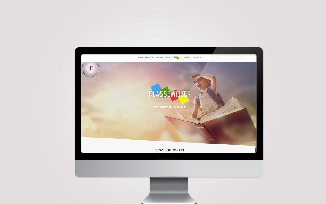 Webdesign – Klassewijzer