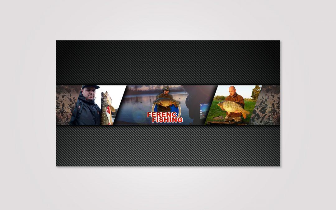 Youtube header – Ferenc Fishing