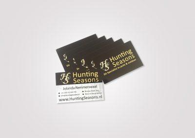 Visitekaartjes – HuntingSeasons