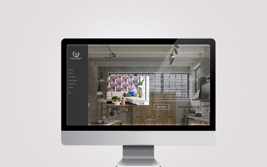 Webdesign – Jansen interieur