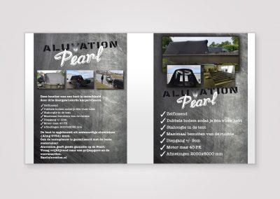 Flyer – Aluvation, Carp zwolle