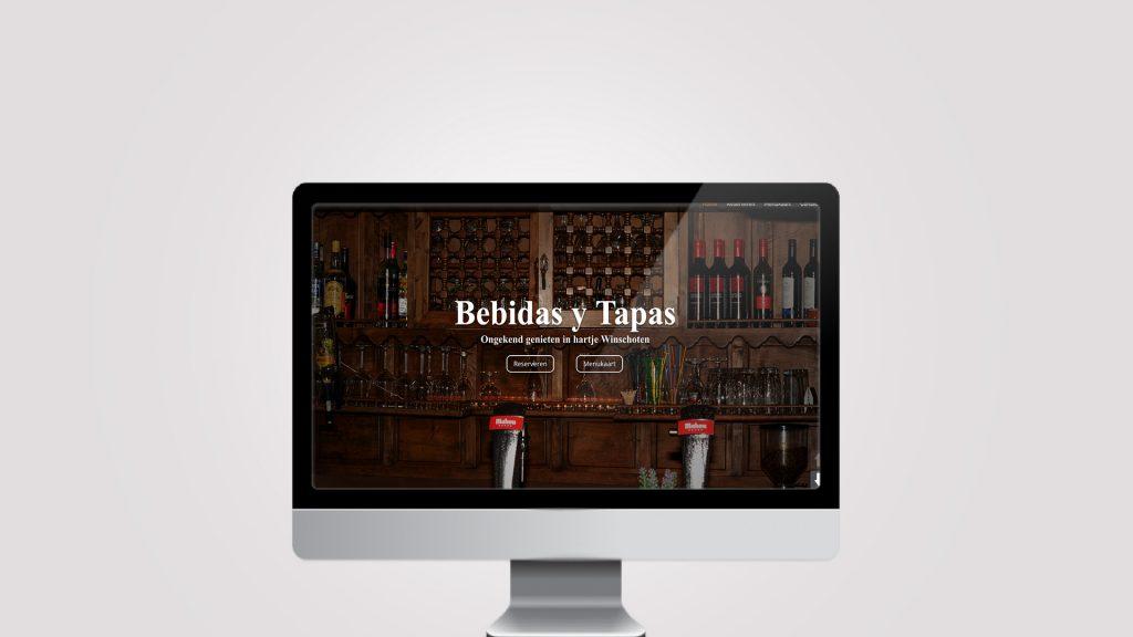 bebidasytapas-website