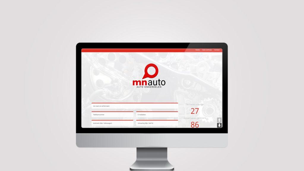 mnautonderdelen-webdesign